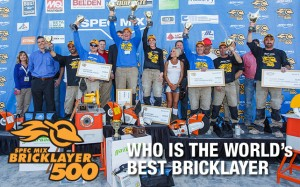 Bricklayer 500 Competition