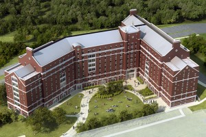 CCSU New Residence Hall – New Britain, CT