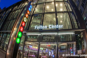 Fulton Center Transit Hub – New York, NY