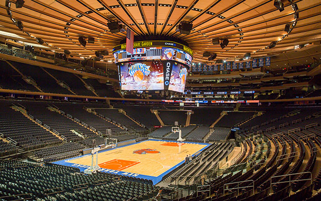 Madison Square Garden New York Ny Package Pavement