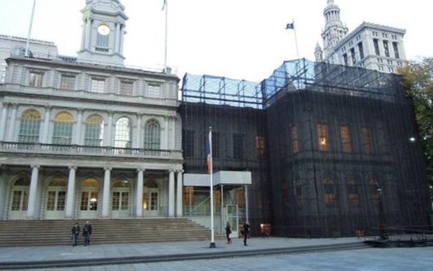 Large image of NYC City Hall_1