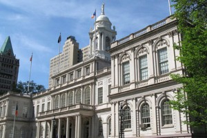 NYC City Hall – New York, NY