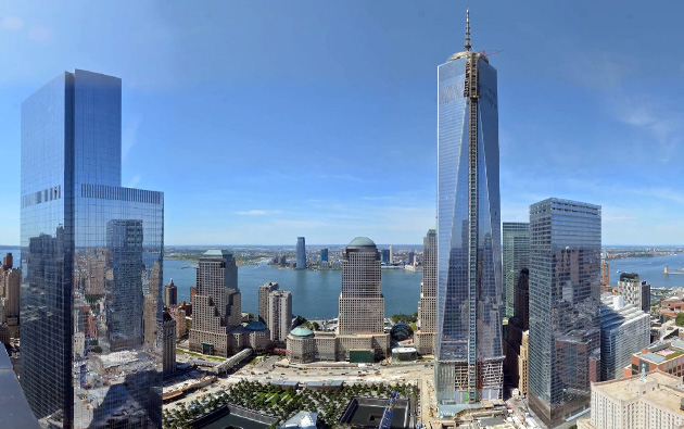 Large image of One World Trade_4