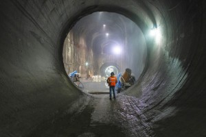 East Side Access Tunnel – Queens, NY