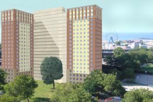 Luna Park Apartments – Coney Island, NY