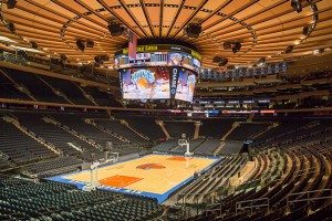 Madison Square Garden – New York, NY