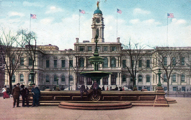 Large image of NYC City Hall_5