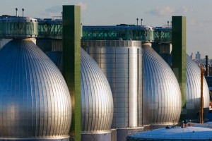Newtown Creek Waste Water Treatment Plant – Brooklyn, NY