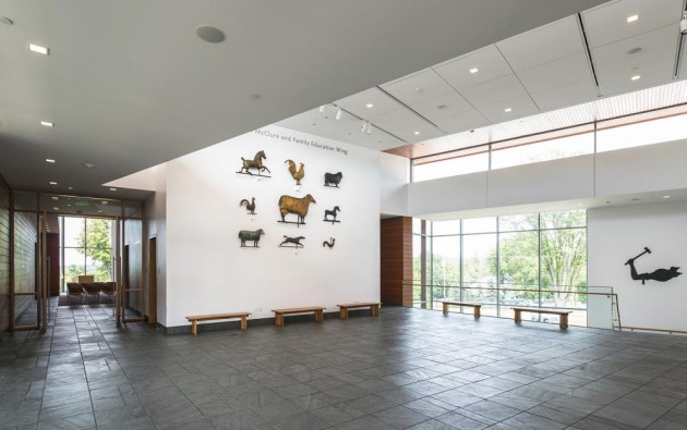 Large image of Shelburne_Museum_Upper_Level_Lobby