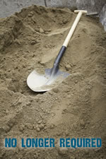 Shovel Image_SPEC MIX_Not Required