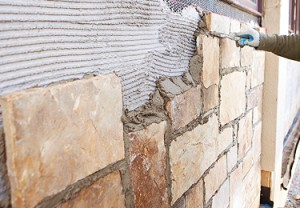 POLYMER MODIFIED STONE VENEER MORTAR